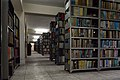 Bibliography shelves in Chittagong University Library (03).jpg