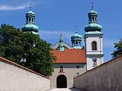 Bielany (Kraków)-klasztor kamedulow.jpg