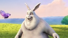 Big Buck Bunny is a free animated short featuring anthropomorphic characters