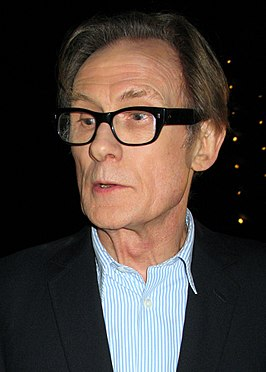 Bill Nighy in 2009