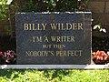 Billy Wilder Grave.jpg