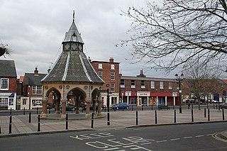 Bingham, Nottinghamshire Town in Nottinghamshire, England