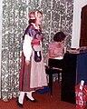 Birgit Ridderstedt performing 1972.jpg
