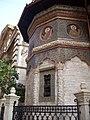 Biserica Sf. Arhangheli Mihail şi Gavril, Sf.Athanasie cel Mare, coloana.jpg