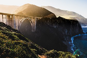Bixby Bridge (Unsplash lsOy-suy2-g)