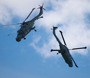Black Cats (Royal Navy) - Image: Black Cats flying down