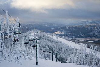 Blacktail Mountain Ski Area - Image: Blacktail Mountain