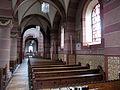 Bliesen St. Remigius Innen Seitenschiff Süd.JPG