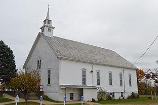 Highland Township, Muskingum County, Ohio Township in Ohio, United States