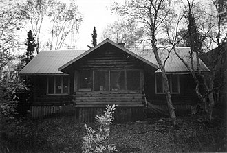 National Register of Historic Places listings in Lake and Peninsula Borough, Alaska - Image: Bly House Lake Clark