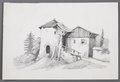 Blyertsteckning av kvarn - Hallwylska museet - 87346.tif