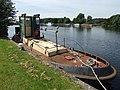 Boat on the River Trent at Holme Pierrepont - geograph.org.uk - 522525.jpg