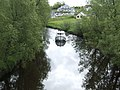 Boat on the Woodford River - geograph.org.uk - 436885.jpg