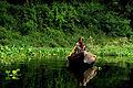 Boat woman Jubair Bin Iqbal C7 Modderchor, Dhaka.JPG