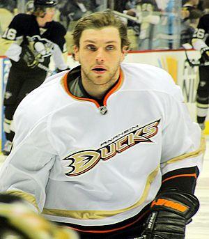 Bobby Ryan - Ryan with the Ducks in 2012.