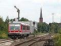 Bocholt DB 628 670 vertrek RB 32 Wesel (9819274215).jpg