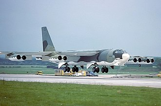 410th Air Expeditionary Wing - 410th Bomb Wing B-52H Stratofortress