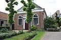 Bolsward - Skilwijk 29 - Doopsgezinde kerk - rijksmonument 9867.jpg