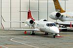 Bombardier Learjet 60XR, Bombardier Aerospace JP6371300.jpg