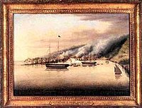 Bombardment of Muckie