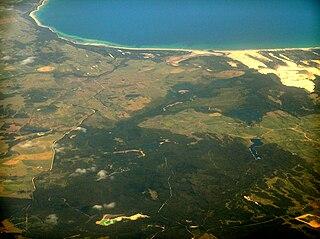 Flood Plain Lower Ringarooma River wetlands Protected area in Tasmania, Australia
