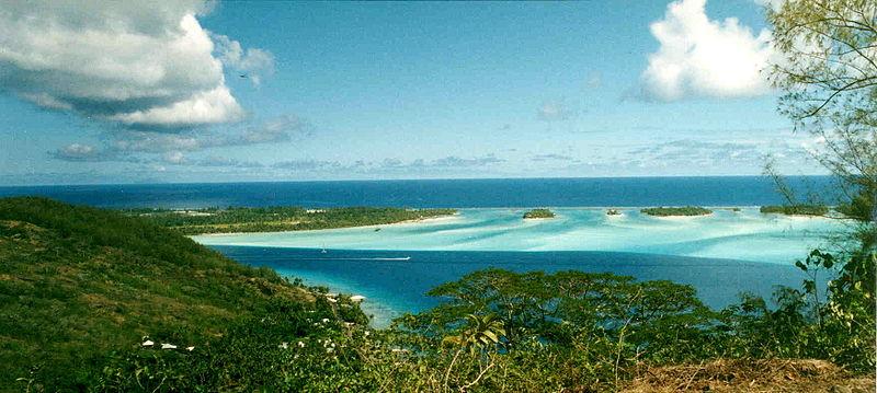 Fichier:Bora-Bora Lagoon - French Polynesia.jpg