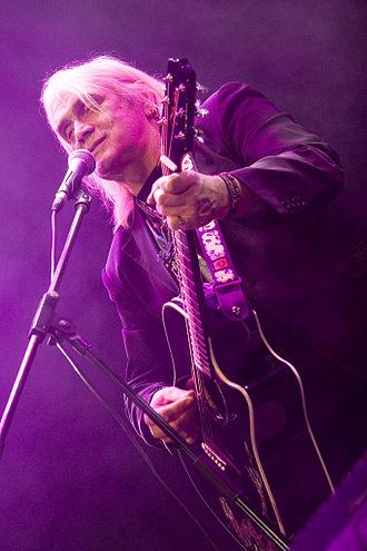 Riblja Čorba - Bora Đorđević in concert, in Belgrade Arena in 2009