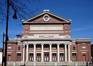 Symphony Hall, Boston American concert venue