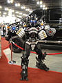 BotCon 2011 - Transformers cosplay Ironhide (5802626256).jpg