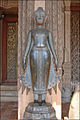 Bouddha dans la galerie du Vat Phra Kèo (Vientiane) (4345418439).jpg