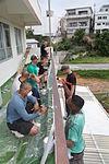Boy Scout, Marines repaint preschool 130601-M-ZH183-287.jpg