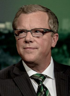 Saskatchewan general election, 2016 - Image: Brad Wall (crop)