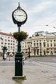 Bratislava Hviezdoslavovo Clock.jpg