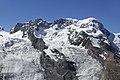Breithorn with Breithorn Gletscher from Gornergrat, Wallis, Switzerland, 2012 August.jpg