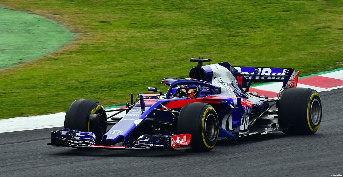 Resultado de imagen para Pierre Gasly, Scuderia Toro Rosso STR13