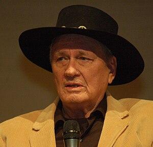 Brett Halsey - Halsey in March 2011