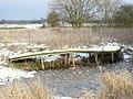 Bridge near Sawley cut - geograph.org.uk - 1155909.jpg