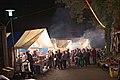 Brion - Festa de Santa Minia 2014 - 02 - Carpas de comida.jpg