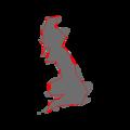 Britain Fractal Coastline 100km.png