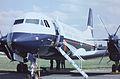 British Aerospace ATP G-BTPA British Airways, Farnborough UK, September 1988. (5589836976).jpg