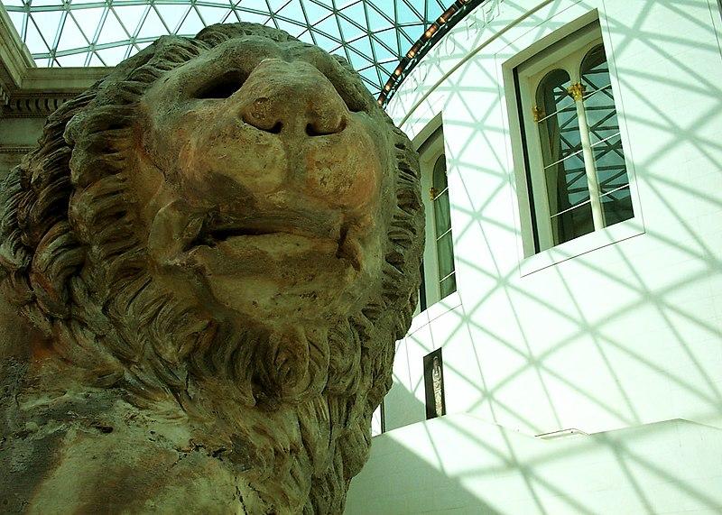 File:British Museum Lion 4887244869.jpg