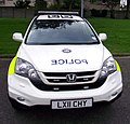 British Transport Police Honda CRV at Inverness, Scotland (6053861177).jpg