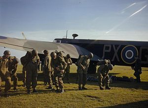 7th (Light Infantry) Parachute Battalion - Parachute training