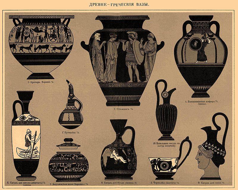 Laboratorio I Vasi Greci