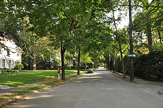 Chestnut Hill Historic District (Brookline, Massachusetts) United States historic place