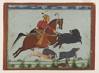 Pratap Singh II - Pratap Singh II
