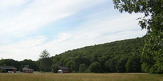 Blue Hills Reservation - Image: Brookwood Farm MA 01