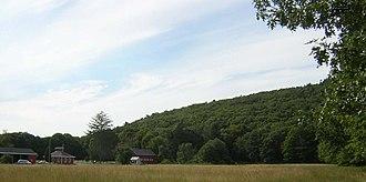 Great Blue Hill - Image: Brookwood Farm MA 01