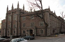 Brown Hall