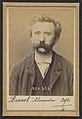 Brunel. Alexandre. 50 ans, né le 25-12-43 à Renaix (Belgique). Menuisier. Anarchiste. 3-7-94. MET DP290233.jpg